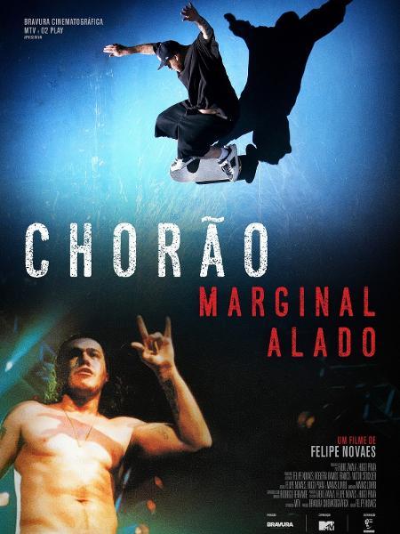 """""""Chorão: Marginal Alado"""" estreia no dia 8 de abril nos cinemas e em plataformas de streaming - Divulgação"""