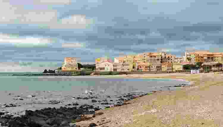 Praia em Cap d'Agde: nem todo território é liberado aos peladões - Getty Images - Getty Images