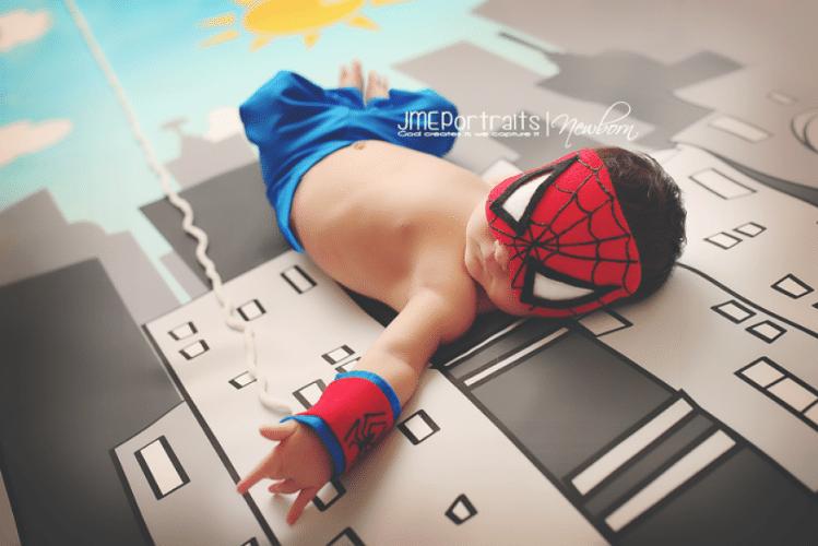 JME Portraits Newborn/Reprodução/Facebook