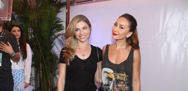 Grazi Massafera e Sabrina Sato lideram o ranking de ex-BBBs que têm mais seguidores nas redes sociais - Thyago Andrade/Foto Rio News