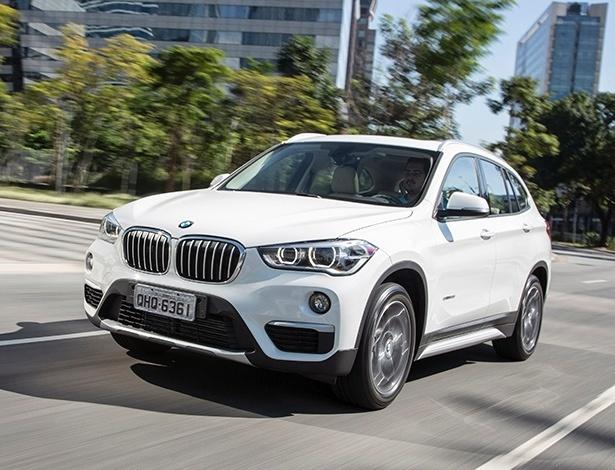 Novo BMW X1 ganhou equipamentos e motor flex, mas ficou mais caro que o anterior - Divulgação