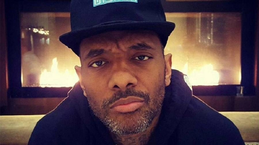 O rapper Prodigy, do grupo Mobb Deep, que morreu aos 42 anos - Reprodução
