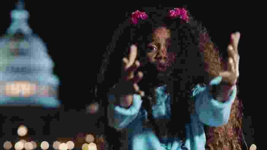 """Cena do clipe de """"Freedom"""", de Beyoncé - Reprodução"""
