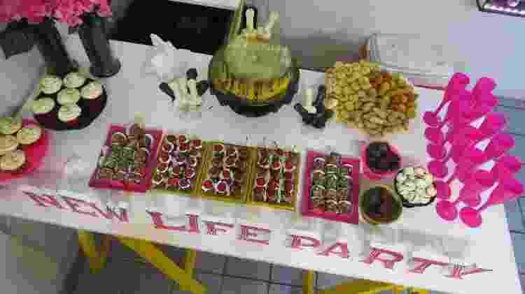 nre life party - Arquivo pessoal - Arquivo pessoal