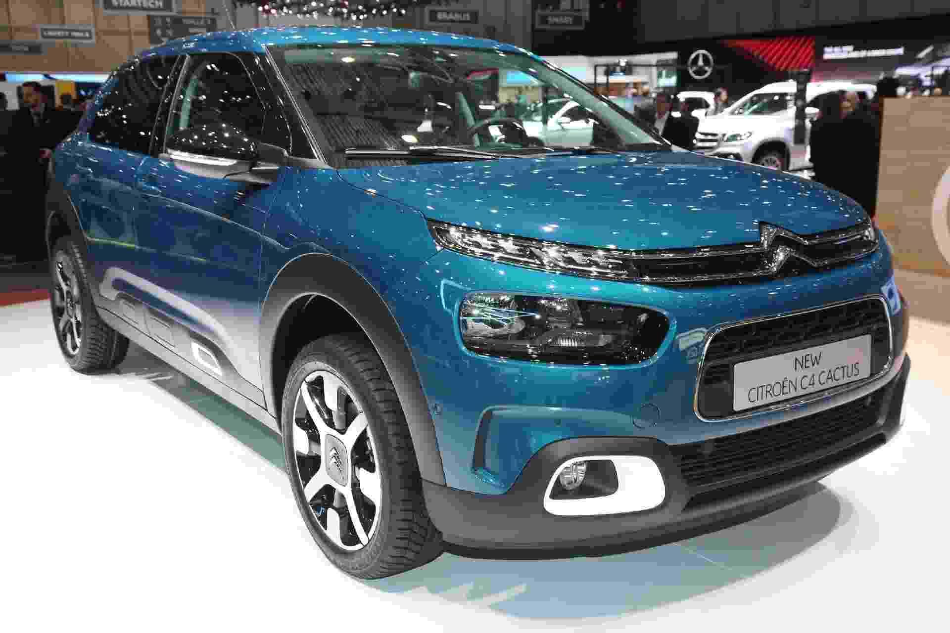 Citroën C4 Cactus 2018 - Newspress