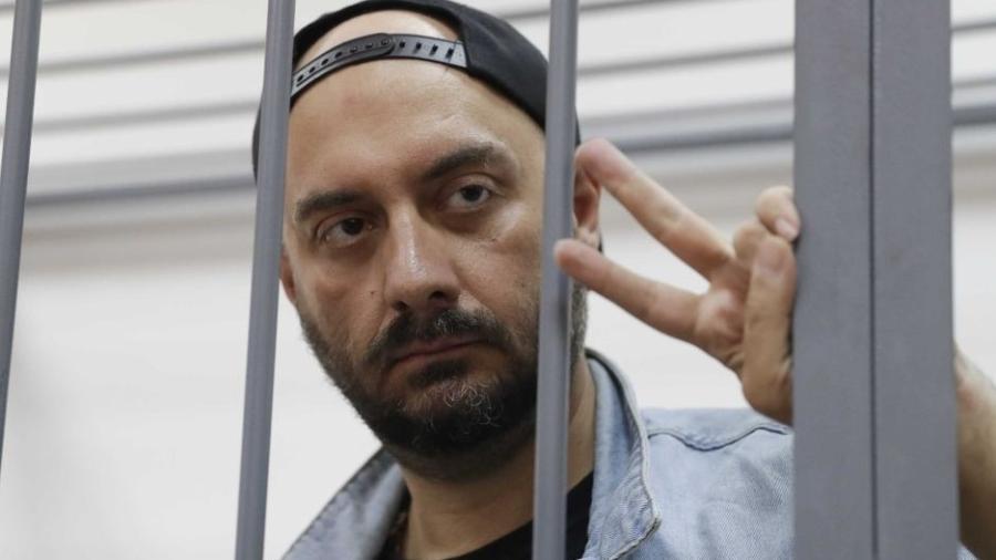 O diretor Kirill Serebrennikov - Tatyana Makeyeva/Reuters