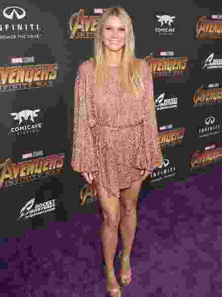 Gwyneth Paltrow, que vive Pepper no universo da Marvel - Getty Images