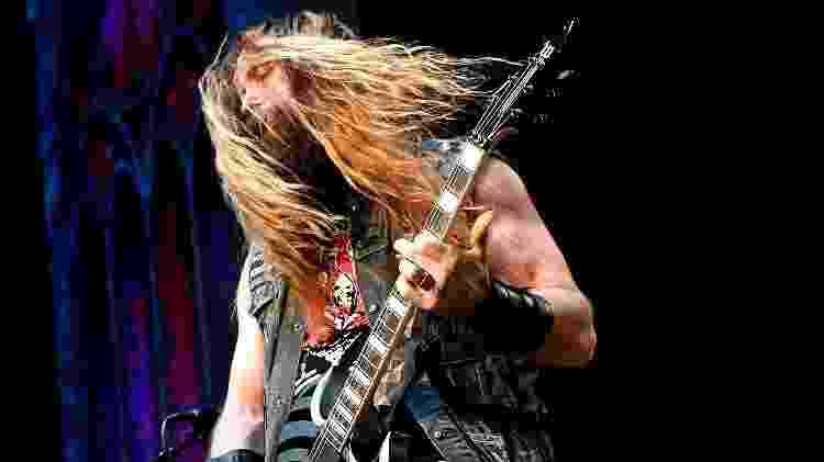 O guitarrista Zakk Wylde - Photo by Kevin Winter/Getty Images - Photo by Kevin Winter/Getty Images