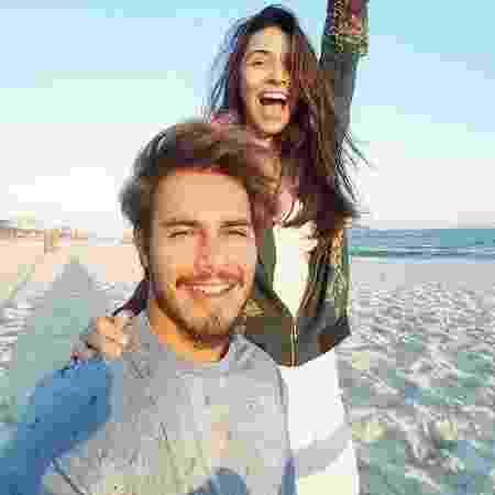 Rayssa Bratillieri namora há mais de um ano o ator carioca Rafael Castro - Reprodução/Instagram - Reprodução/Instagram