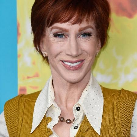 Kathy Griffin - Getty Images