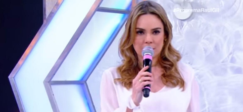 Rachel Sheherezade se diz decepcionada com ator José de Abreu - Reprodução/SBT