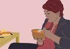 Por que sentimos mais fome no frio? - Fernanda Garcia/VivaBem