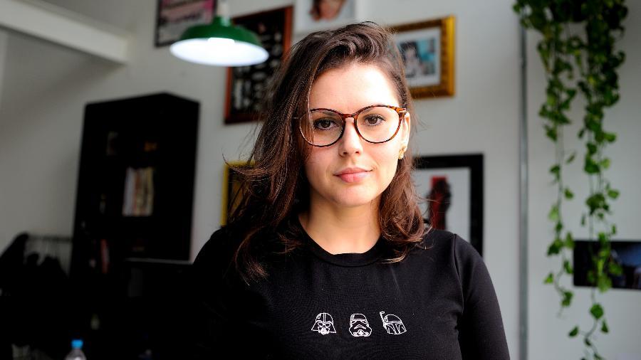 A ex-BBB Mayara Medeiros é diretora de filmes pornográficos - Divulgação