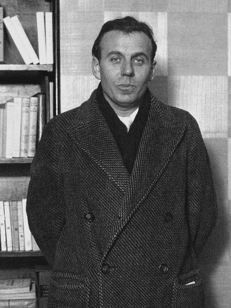 O escritor francês Louis-Ferdinand Céline - Reprodução