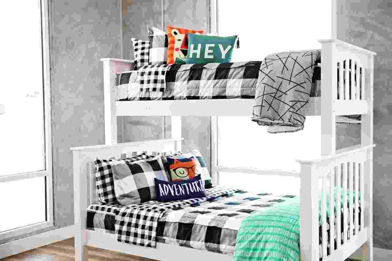 Conjunto de roupa de cama com zíper - Divulgação/Beddy's