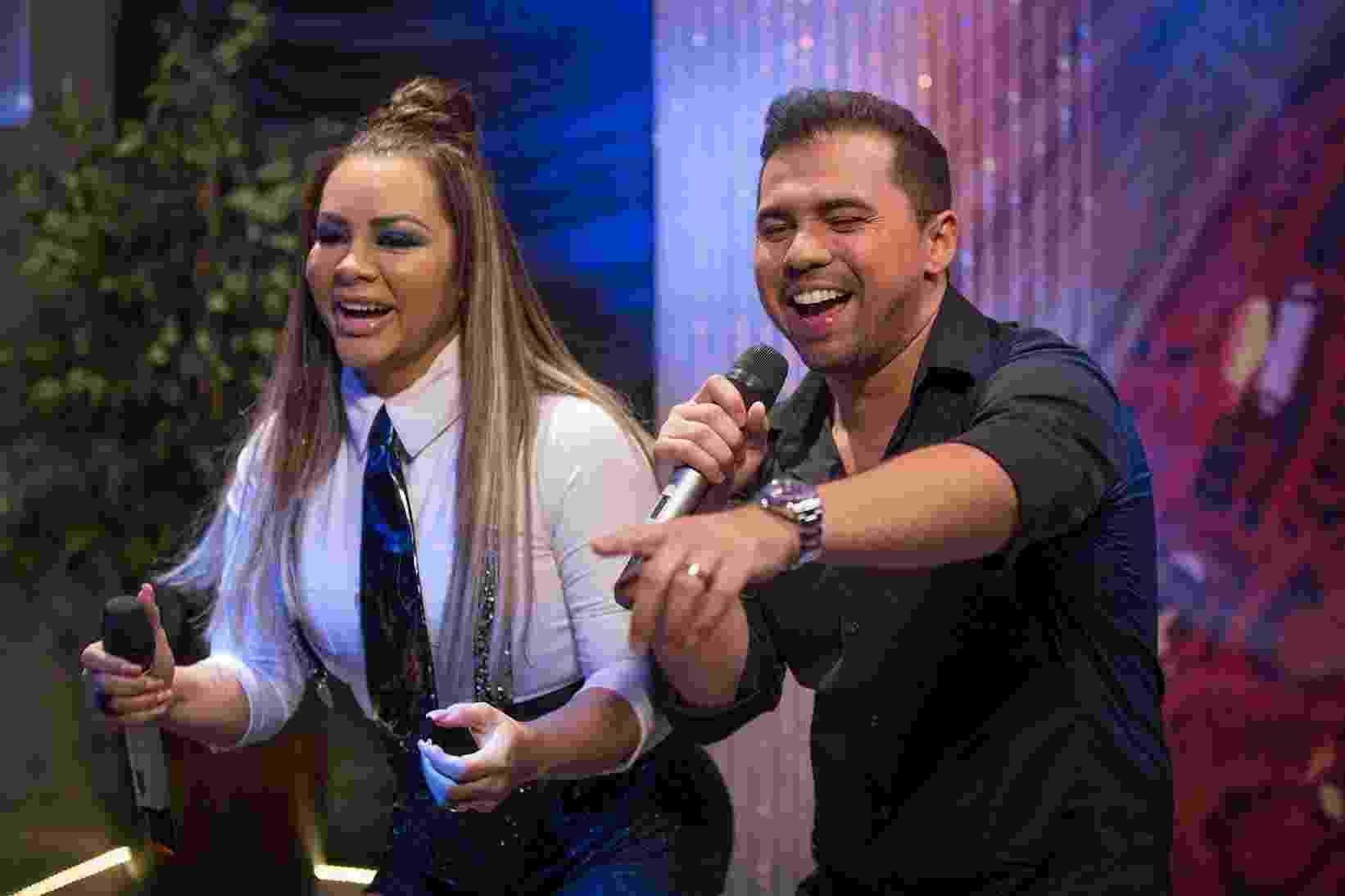 Márcia Fellipe grava novo álbum com participação de Xand Avião - Pedro A. M. de Araújo