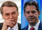 Ibope: Bolsonaro lidera entre ricos e evangélicos; Haddad vence no NE (Foto: Montagem UOL)