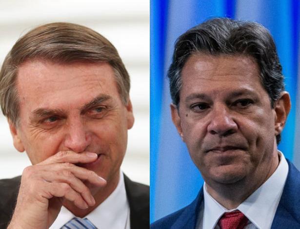 Ibope: Bolsonaro lidera entre ricos e evangélicos; Haddad vence no NE