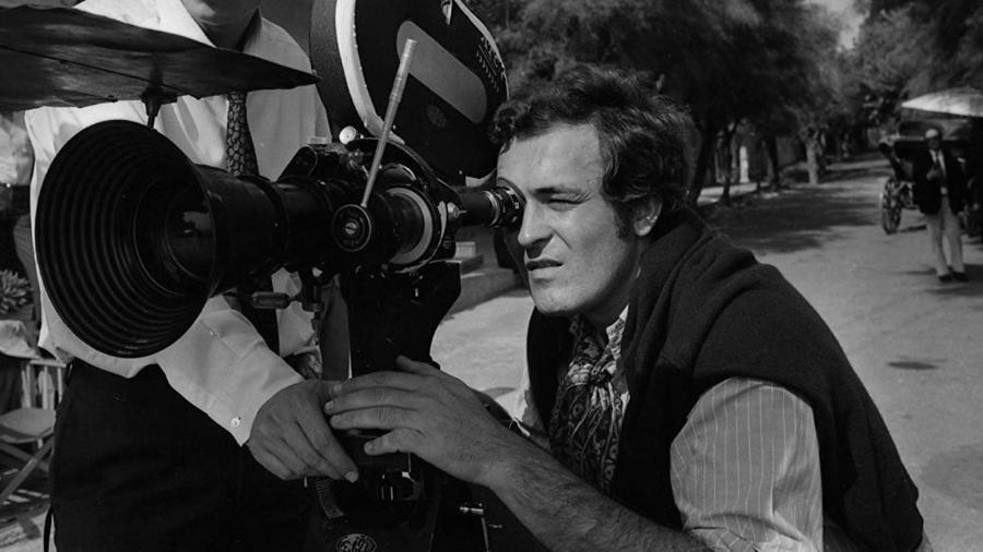 Bernardo Bertolucci em 1970 - Divulgação