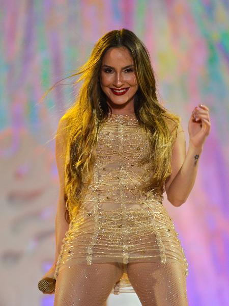 Claudia Leitte lança clipe na próxima quarta - João Alvarez/UOL