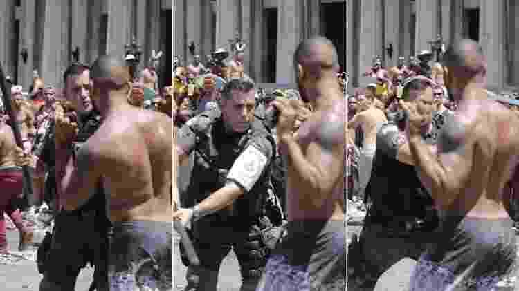 Confusão marca o bloco Fervo de Lud - Marcelo de Jesus/UOL - Marcelo de Jesus/UOL