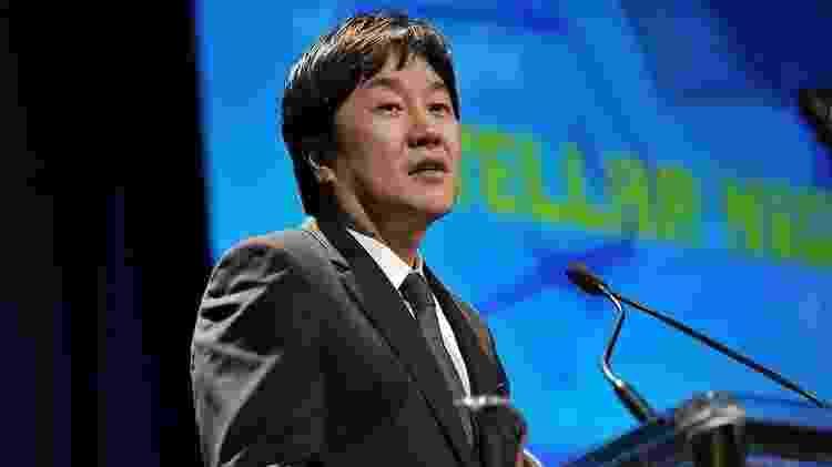 Do Won Chang hoje tem um império de US$ 4 bilhões - Getty Images