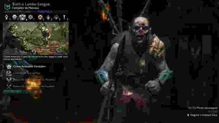 Terra Média: Sombras da Guerra 3 - Reprodução - Reprodução