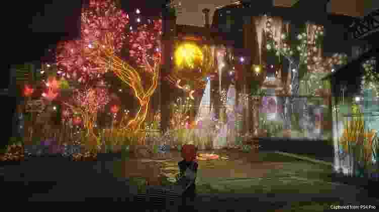 O mundo fica mais colorido e alegre com a arte de Ash - Divulgação