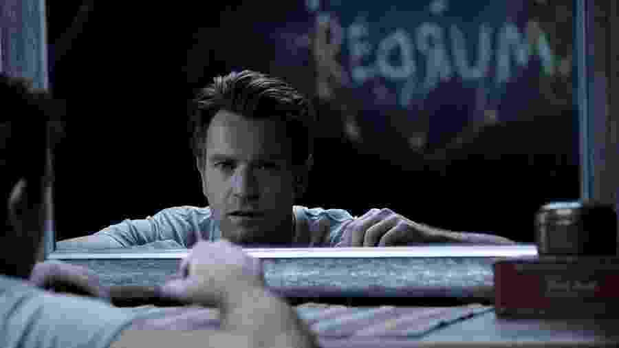Ewan McGregor é Danny Torrance em Doutor Sono - Divulgação
