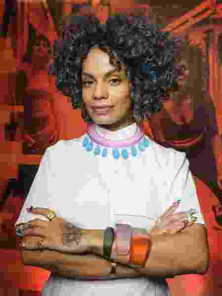 Magá Moura é a apresentadora do Trace Trends - Ale Virgilio