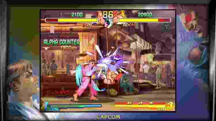 Street Fighter Coletânea Review 1 - Divulgação - Divulgação