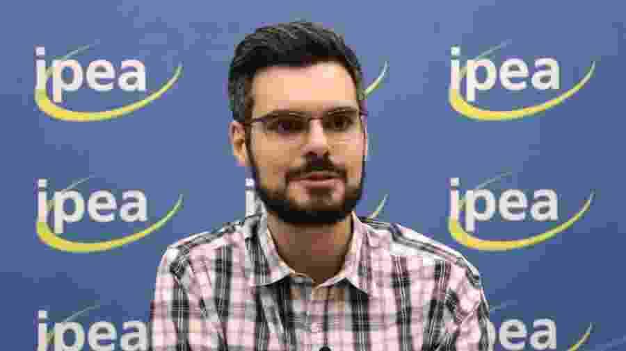 O sociólogo do Ipea Pedro Ferreira de Souza - Reprodução/Youtube