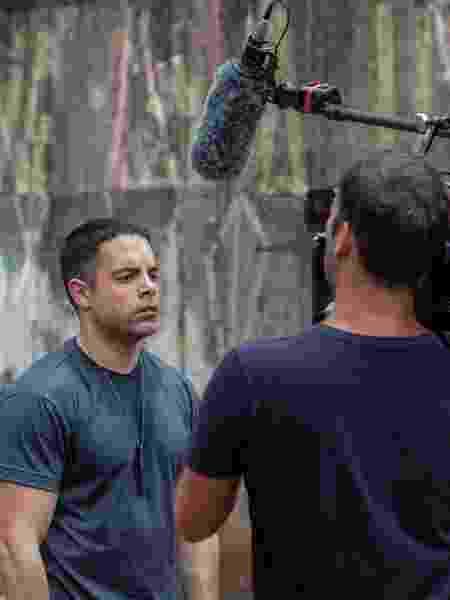 Pedro Carvalho integra elenco do filme O Segundo Homem  - Rildo Cundiev