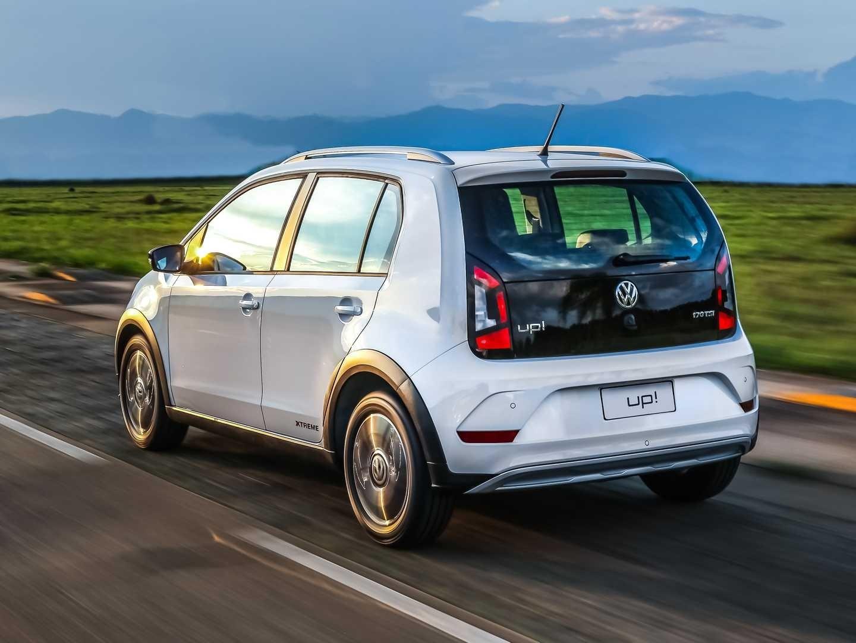 Por que o Volkswagen up! não foi o sucesso que se esperava no Brasil