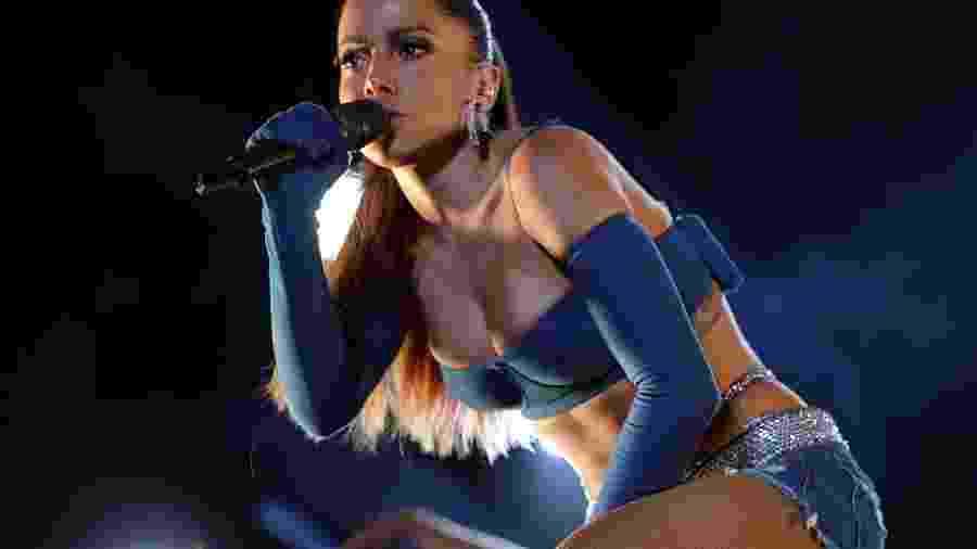 Anitta no Festival de Salvador - Bruno Concha/Secom