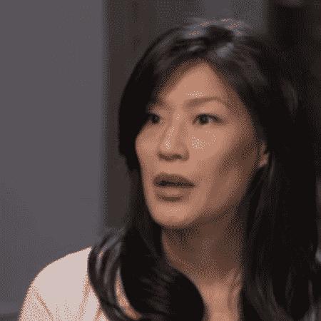 Evelyn Yang relata estupro por parte de médico durante a gravidez - Reprodução/CNN