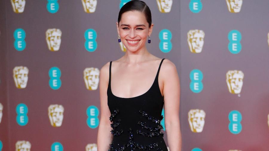A atriz Emilia Clarke lança uma HQ própria - Tolga Akmen/AFP