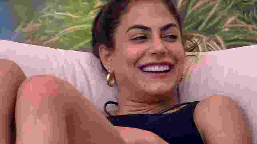 Mari Gonzalez corre risco de ir para o paredão - Reprodução/Globo