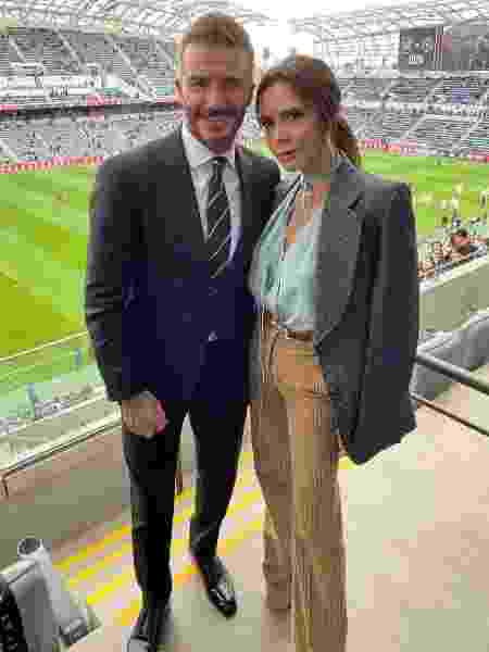 Victoria e David Beckham estão casados há 23 anos - Instagram/@victoriabeckham