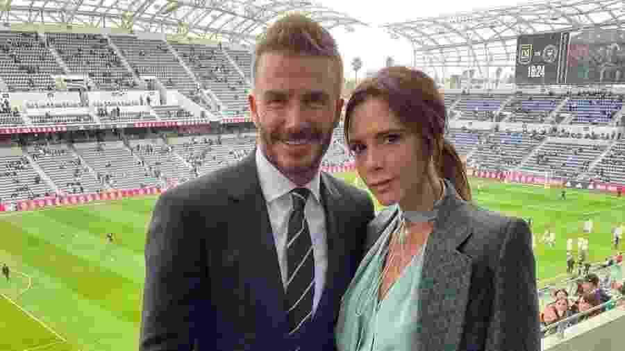 Victoria e David Beckham estão casados há 21 anos - Instagram/@victoriabeckham