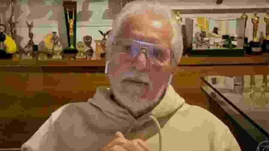 Carlos Alberto de Nóbrega  - Reprodução/vídeo