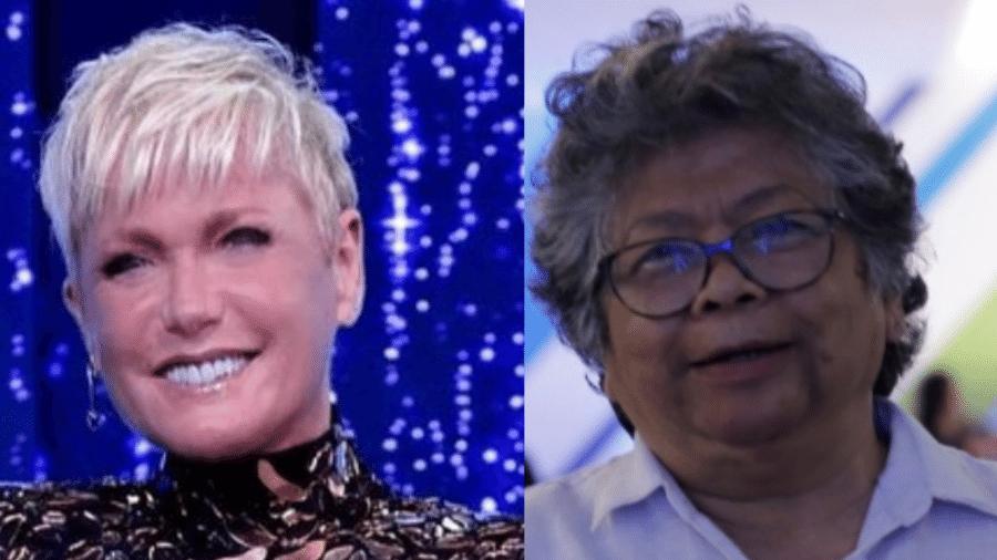Xuxa e Marlene Mattos - Reprodução