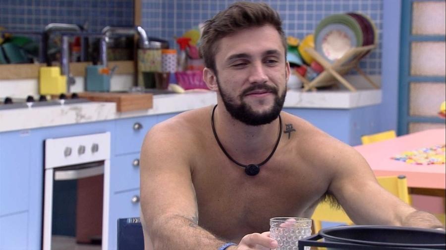 """BBB 21: Brothers comentaram piada """"sem graça"""" de Juliette - Reprodução/Globoplay"""
