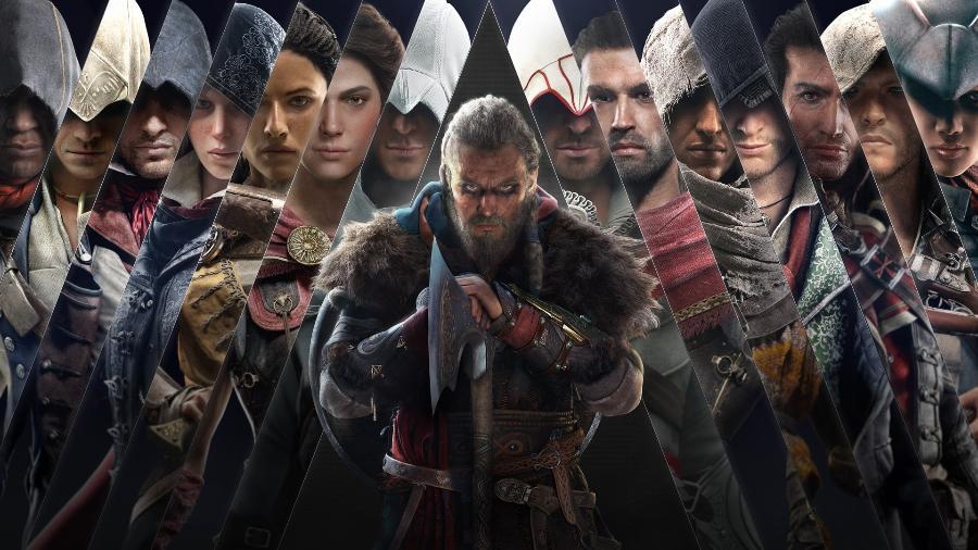 "Assassin""s Creed - Divulgação/Cooldown.cz"