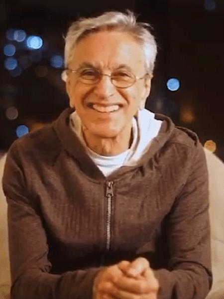 Caetano homenageia Maria Bethânia pelos 75 anos da cantora - Reprodução/Instagram