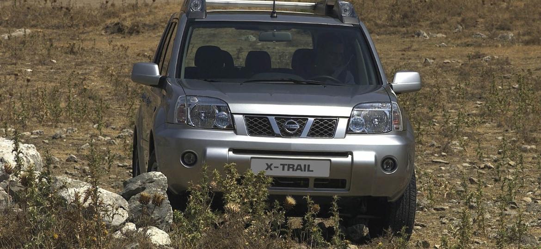 Nissan X-Trail fabricados entre 2004 e 2007: 136 unidades terão de trocar novamente os componentes do airbag - Divulgação