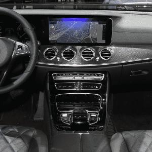 Mercedes-Benz E400 4Matic - Murilo Góes/UOL