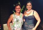 Solange Couto diz que foi vítima de fofocas por marido 30 anos mais novo