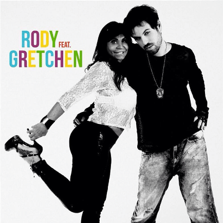 04.ago.2016 - Capa do álbum digital de Gretchen com DJ Rody