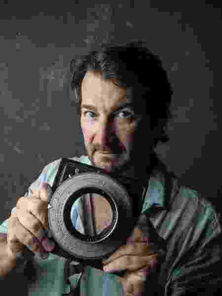O fotógrafo Angelo Pastorello tem 57 anos e mais de 30 de profissão - Lucas Lima/UOL - Lucas Lima/UOL